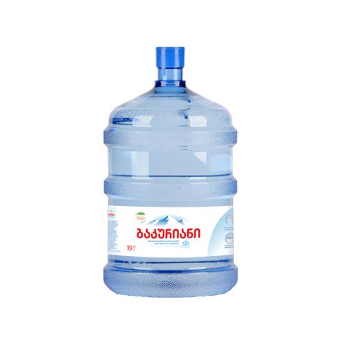 ეკოლოგიურად სუფთა  წყალი